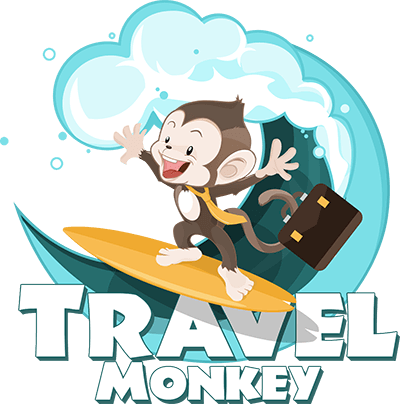 Travel Monkey - Logo