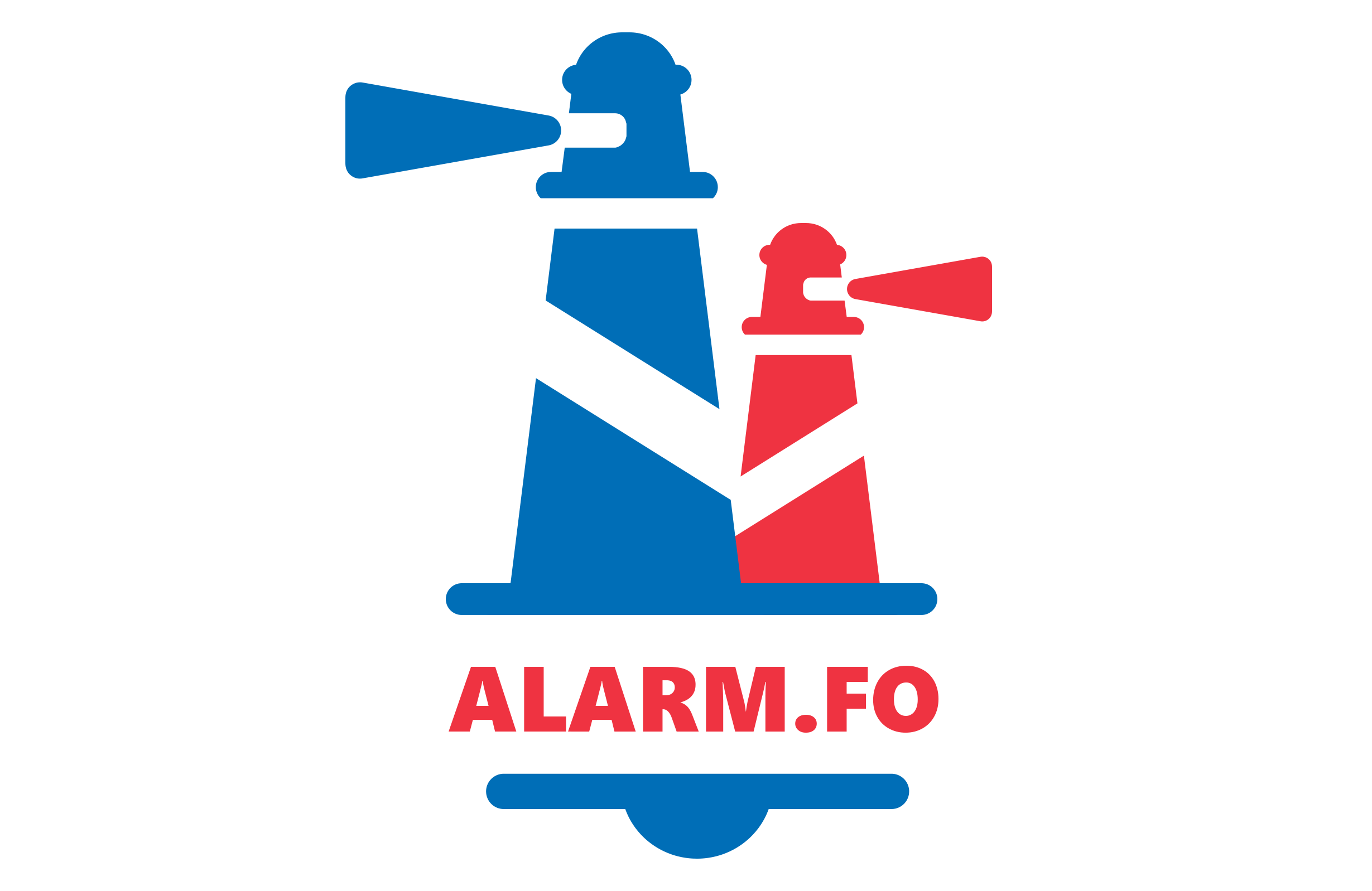 ALARM.FO - Logo