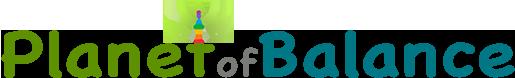 Planet of Balance - Logo