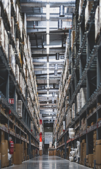 Warehouse operations and inventory visibility software solution