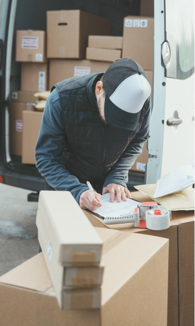 Logistics, Delivery planning & Proof of delivery solution